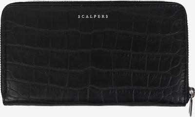 Scalpers Geldbörse in schwarz, Produktansicht