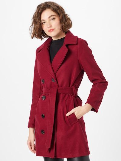 Sublevel Mantel in rot, Modelansicht