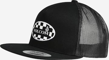 Volcom Cap 'WILMER' in Schwarz