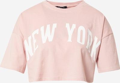 Trendyol Shirt in de kleur Pink / Wit, Productweergave