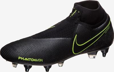 NIKE Fußballschuh 'Phantom Vision Elite' in neongelb / schwarz, Produktansicht
