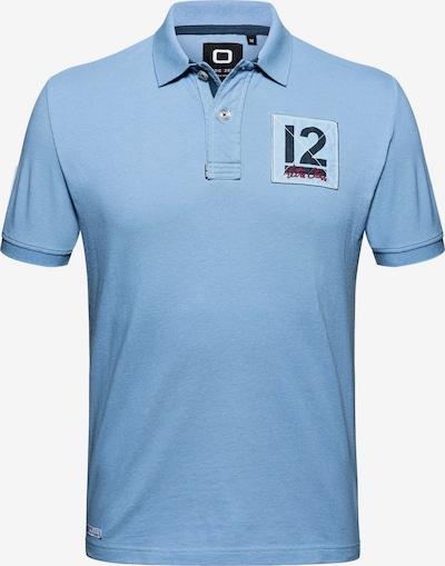 CODE-ZERO Poloshirt 12M Classic Polo in blau, Produktansicht