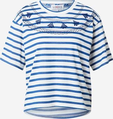 LOOKS by Wolfgang Joop Shirt in Blau
