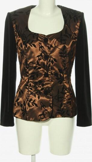 Vera Mont Kurzjacke in L in bronze / schwarz, Produktansicht