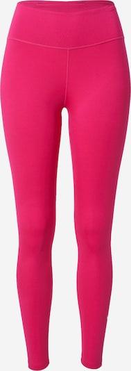 NIKE Sporthose in pink / weiß, Produktansicht