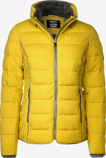 CECIL Jacke in gelb, Produktansicht