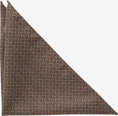 ETERNA Pocket Square in Brown / Light brown, Item view
