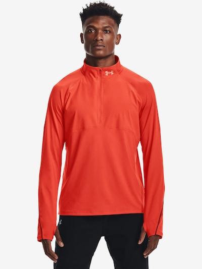 UNDER ARMOUR Shirt in orangerot: Frontalansicht