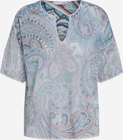 OUI Shirt in hellblau / weiß, Produktansicht