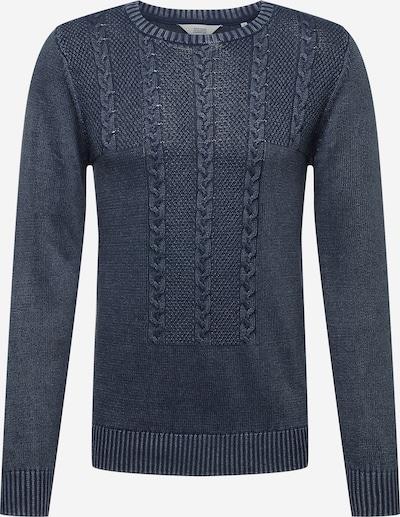 !Solid Pullover 'Paskar' in marine, Produktansicht