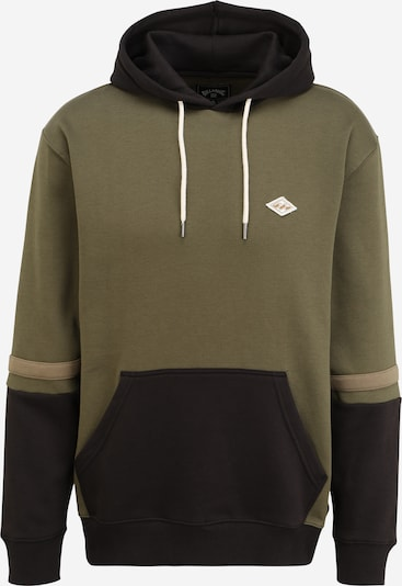 BILLABONG Sweatshirt in Green / Black, Item view