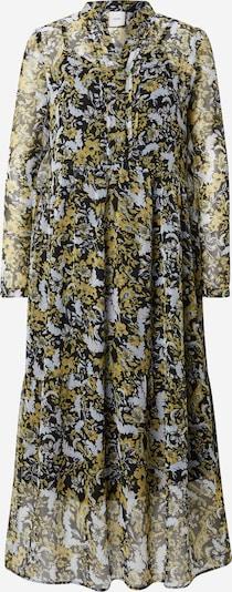 ICHI Blusekjoler i sennep / oliven / svart / hvit, Produktvisning