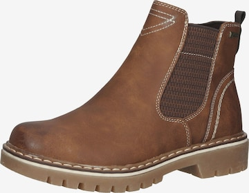 Relife Stiefelette in Beige