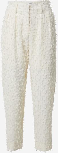 Pantaloni cutați 'Dulcie' LeGer by Lena Gercke pe crem, Vizualizare produs