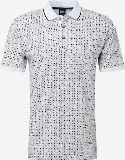 BOSS Koszulka 'Penorm' w kolorze szary / białym, Podgląd produktu