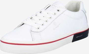 GANT Sneakers 'Seaville' in White