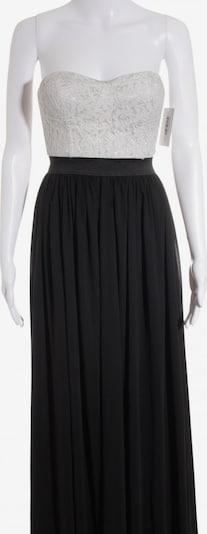 Danity schulterfreies Kleid in S in hellgrau / schwarz, Produktansicht
