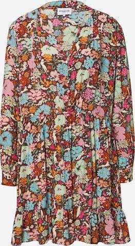 FRNCH PARIS Kleid in Mischfarben