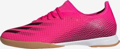 ADIDAS PERFORMANCE Voetbalschoen 'X Ghosted.3 IN' in de kleur Pink / Zwart, Productweergave