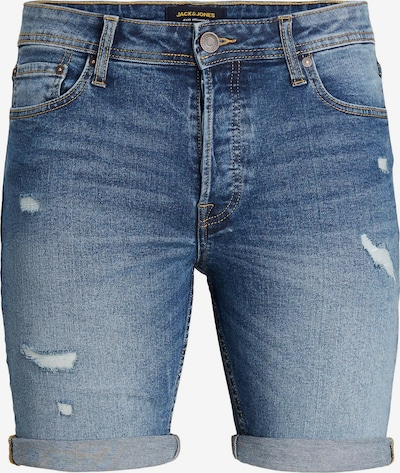 Jack & Jones Junior Jeans 'Rick' in de kleur Blauw denim, Productweergave
