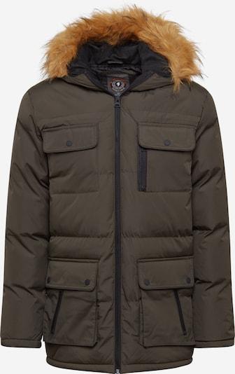Žieminė striukė 'EVEREST' iš BRAVE SOUL , spalva - rusvai žalia, Prekių apžvalga