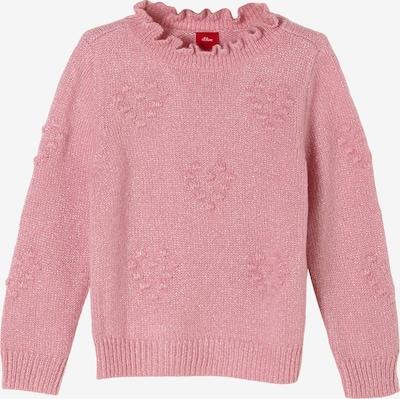 s.Oliver Pullover in rosé, Produktansicht