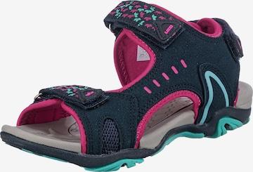 LICO Sandale 'Gomera' in Blau