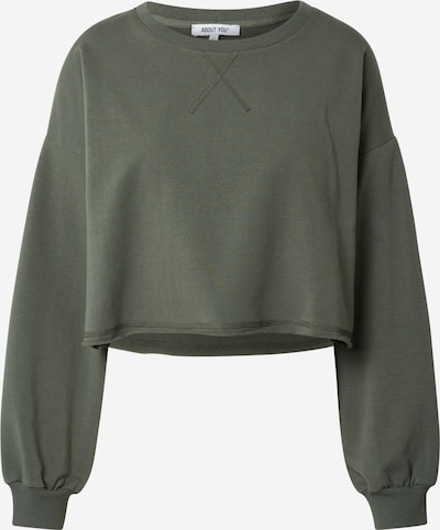 ABOUT YOU Sweatshirt 'Liam' in Green, Item view