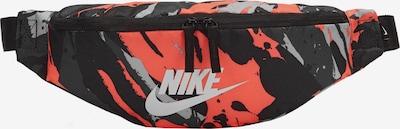 Nike Sportswear Gürteltasche 'Heritage HiAo1' in orange / schwarz / weiß, Produktansicht