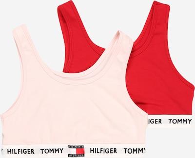 Tommy Hilfiger Underwear BH in navy / rosa / hellrot / weiß, Produktansicht