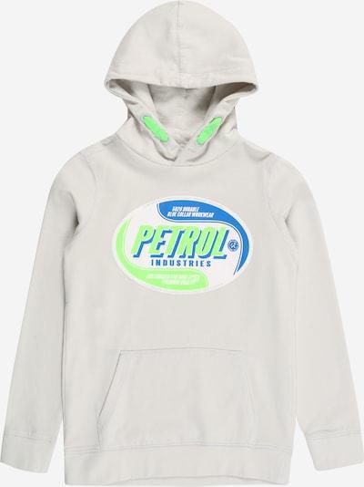 Petrol Industries Jersey en azul / verde / blanco, Vista del producto