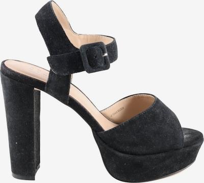 Another A Plateau-Sandaletten in 38 in schwarz, Produktansicht