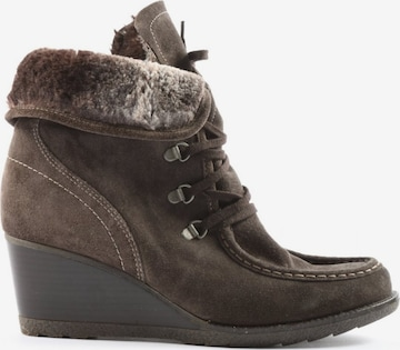 Luftpolster Dress Boots in 41,5 in Brown