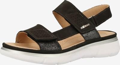 ROHDE Sandale in schwarz, Produktansicht