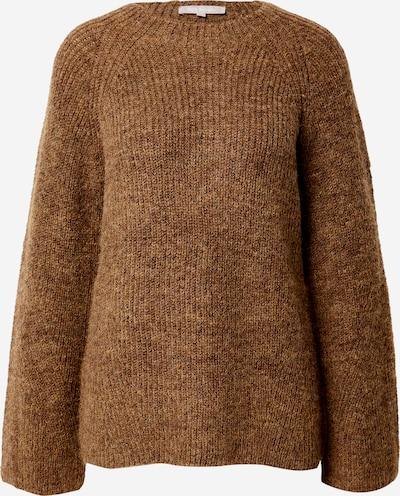 Soft Rebels Trui 'Sandy' in de kleur Bruin, Productweergave