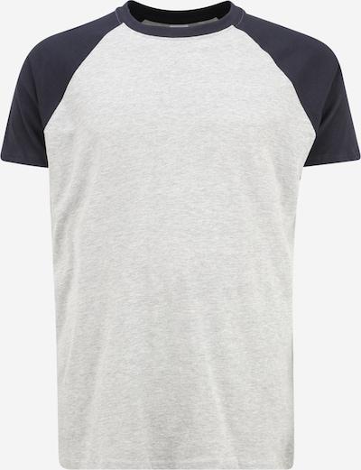 Urban Classics Big & Tall T-Krekls jūraszils / pelēks, Preces skats