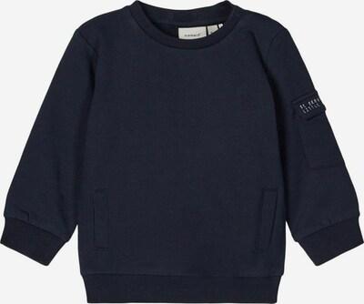 NAME IT Sweatshirt in de kleur Donkerblauw: Vooraanzicht