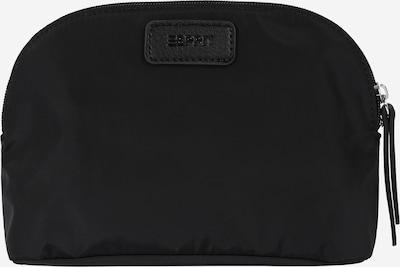 ESPRIT Kosmetiktasche 'JENNY' en noir, Vue avec produit