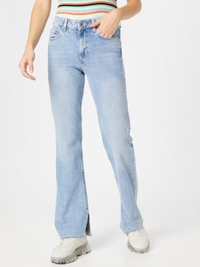 Tally Weijl Jeans in de kleur Lichtblauw, Modelweergave