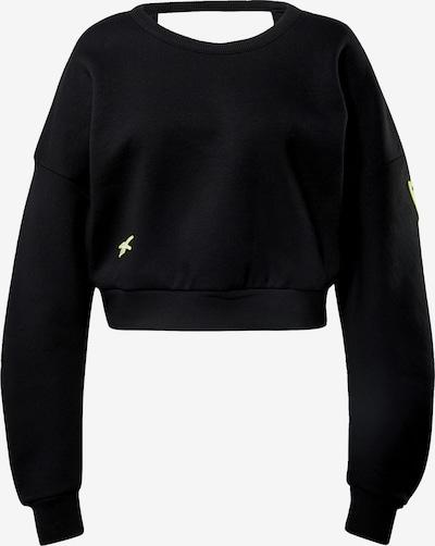 Reebok Sport Sportief sweatshirt in de kleur Zwart, Productweergave