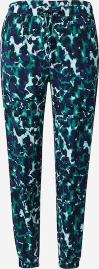 Calvin Klein Underwear Pantalon de pyjama en marine / aqua / jade, Vue avec produit