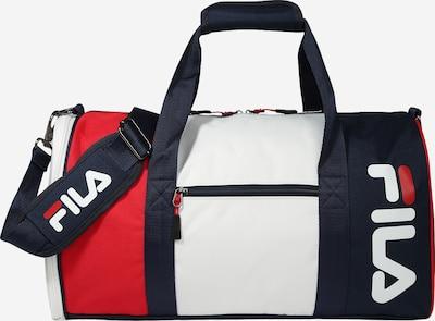 FILA Cestovní taška - fialová / červená / černá / bílá, Produkt