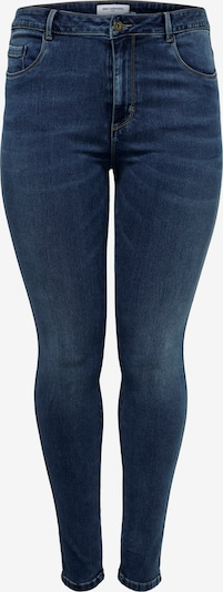 ONLY Carmakoma Jeans in blue denim, Produktansicht