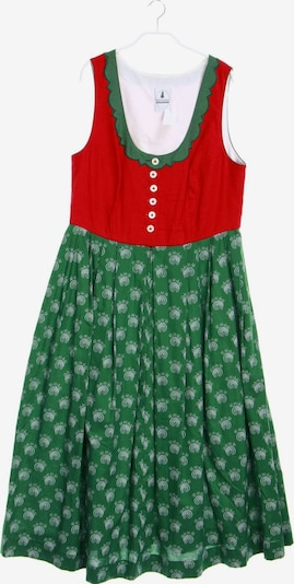 Krüger Dress in 4XL in Dark green / Red / White, Item view