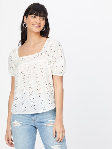 ONLY Blouse 'LUNA' in Wit