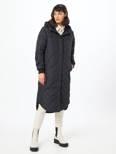 Cappotto invernale 'Arrow' Global Funk di colore nero, Visualizzazione modelli