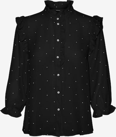 Vero Moda Curve Bluzka 'Marley' w kolorze czarny / białym, Podgląd produktu