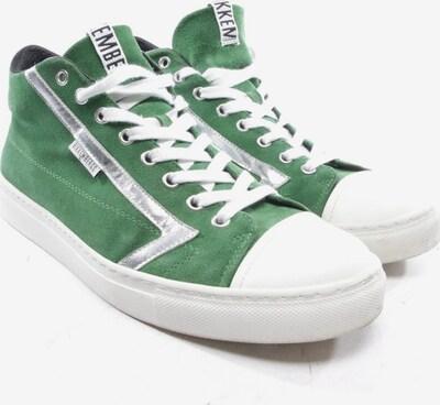 BIKKEMBERGS Sneaker in 42 in grün / weiß, Produktansicht