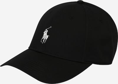 Polo Ralph Lauren Pet 'BASELINE' in de kleur Zwart / Wit, Productweergave