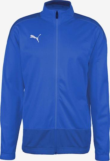 PUMA Vestes d'entraînement 'TeamGOAL 23' en bleu: Vue de face
